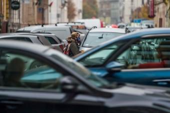"""Ez váltja a """"Mikulás csomagot"""" a II. kerületi parkolóőröknél"""