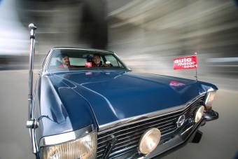 Íme, egy elnöki Opel
