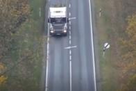 Ismét felszállt a rendőrök drónja, repkedtek is a büntetések 1