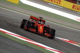 F1: Ennyit tud jelenleg a Ferrari