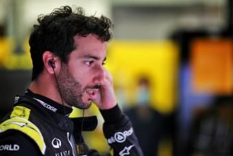 Ricciardo szerint undorító, amit az F1 művel