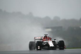 F1: Kaotikus állapotok Isztambulban, Hamilton az utolsó