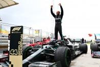 F1: Ennyi pénzt kap Hamilton az új szerződésért 1