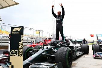 F1: Tíz bajnoki cím is összejöhet Hamiltonnak