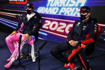 F1: Büntetés az időmérő után, Verstappené lehet a pole