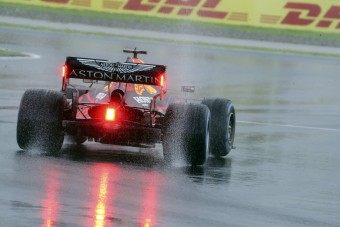 F1: Versenyt fut az idővel a Red Bull