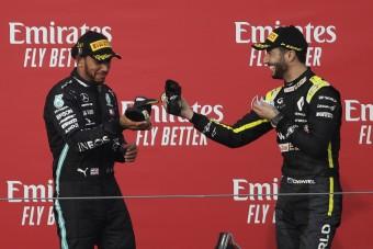 F1: Három pilóta győzhetné le Hamiltont, ők azok