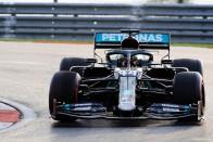 F1: A hatodik helynek is örül Hamilton 2