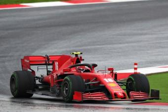 Leclerc: Egy kib*szott idióta vagyok, megint!