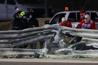 F1: Ezért szakadt szét a korlát Grosjean baleseténél