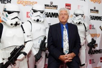 Elhunyt Darth Vader alakítója, David Prowse