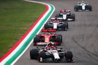 F1: Csak a 17., de ebben ő a bajnok