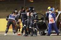 F1: Grosjeant kedden kiengedik a kórházból 1