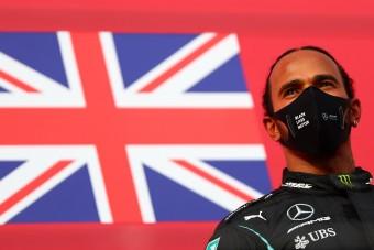 F1: Megdöbbentő kijelentést tett Hamilton