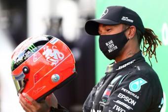 F1: Így érheti be Schumit Hamilton vasárnap