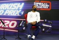 F1: A bajnokok is leborultak Hamilton előtt 1