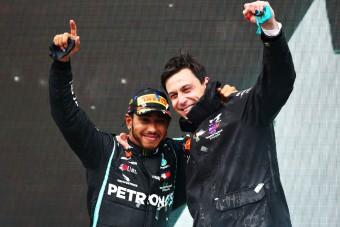 F1: Hamilton most lett még drágább