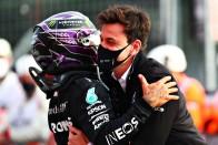 F1: Mindent megtettek, hogy megállítsák a Mercedest 1