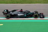 F1: Megdöbbentő kijelentést tett Hamilton 1