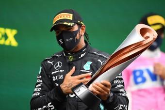 Itt a lista, ennyit keresnek az F1-es versenyzők