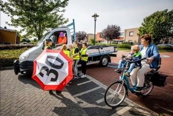30-ra csökkentik a sebességhatárt Hollandiában