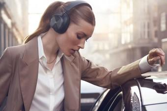 A Bang & Olufsen vezeték nélküli fejhallgatója maga a megtestesült luxus