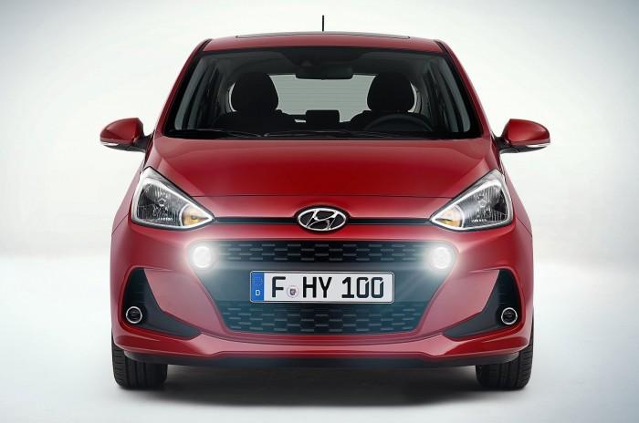 Kis autó nagy tudással – Hyundai i10 6