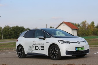 ID.3 - Az autó, ami meghatározza a Volkswagen füstmentes jövőjét