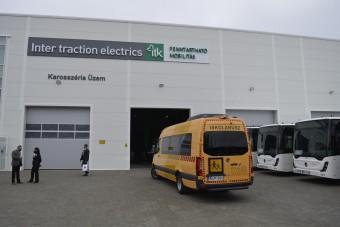 Újabb gyártócsarnokkal bővült a debreceni buszgyár