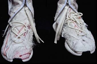 Cipőként születnek újjá a kidobott légzsákok