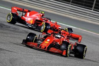 F1: Visszaáll a régi rend a Ferrarinál