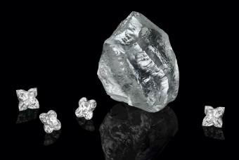 Megvan, kié lett a világ egyik legnagyobb gyémántja