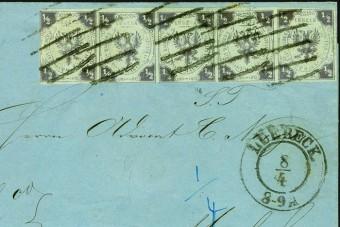 Eszméletlen összeget fizettek egy ritka bélyegért