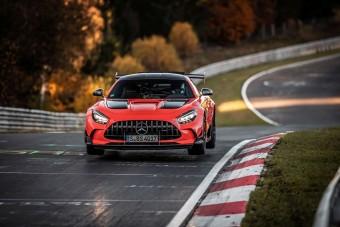 Most a Mercedes-AMG GT Black Series a leggyorsabb szériaautó a Nürburgringen
