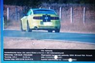F1-es tempóval mértek be egy magyar autóst 90-es táblánál 2