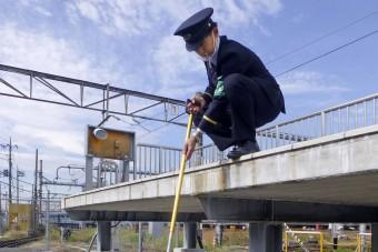 Fura kütyüvel bővült a japán vasutasok arzenálja