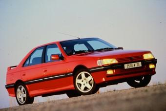 A Peugeot 405 T16 volt a győzelem kulcsa