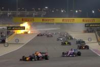 F1: Egy másodpercen múlhat a halál 3