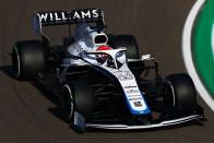 F1: Folytatja a vezeklést a Williams ifjonca 2
