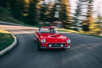 A Ferrari 250 SWB az autó, amiért megéri milliárdosnak lenni