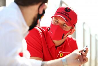 F1: Nem erre számított, csalódott a kis Schumi
