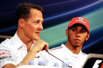 F1: Ezt mondta Schumacher a rekord elvesztéséről