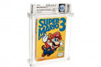 Újabb rekordot döntött Super Mario