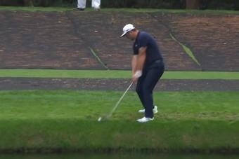 Sokáig emlegetjük még ezt a golfütést
