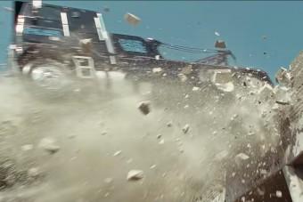 Lenyűgöző felvételek kerültek elő a Terminátor 2 forgatásáról