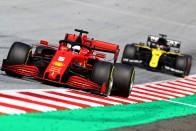 F1: A versenyigazgató válaszolt Vettelnek 2
