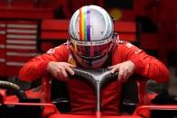 F1: Rekordáron kelt el Sebastian Vettel sisakja 1