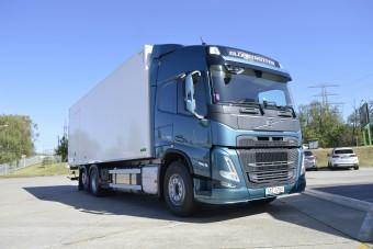 Jövőre már beszélni is lehet a Volvo teherautókhoz