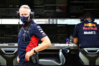 F1: Koronavírusos a Red Bull-főnök