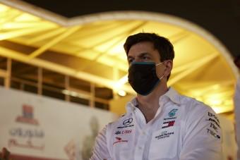 F1: Szarkavarónak hívta kollégáit a Merci-főnök